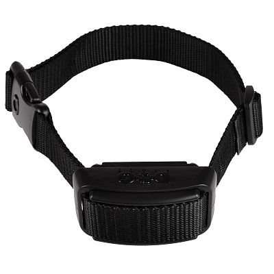 No-bark collars d-mute light
