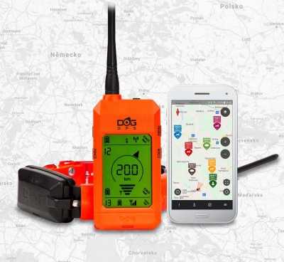 Tracking system DOG GPS X30