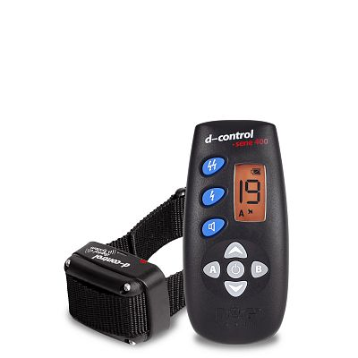 Electronic training collar d-control 400