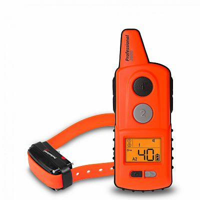 Electronic training collar d-control professional 2000 ONE orange